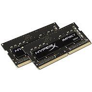 Kingston SO-DIMM 8 Gigabyte KIT DDR4 2133MHz CL13 HyperX Fury Impact Series - Arbeitsspeicher