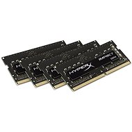 Kingston SO-DIMM 16 Gigabyte KIT DDR4 2400MHz CL15 HyperX Fury Impact Series - Arbeitsspeicher