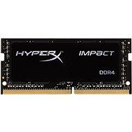 Kingston SO-DIMM 16 Gigabyte DDR4 2400MHz CL14 HyperX Fury Impact Series - Arbeitsspeicher