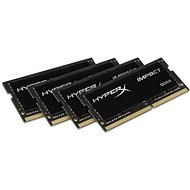 Kingston SO-DIMM 64 Gigabyte KIT DDR4 2400MHz CL15 HyperX Fury Impact Series - Arbeitsspeicher