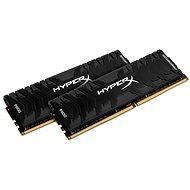 HyperX 8 GB KIT DDR4 3000 MHz CL15 Raubfisch-Serie