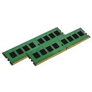 Kingston 32 Gigabyte KIT DDR4 2133MHz CL15 ECC Unbuffered - Arbeitsspeicher