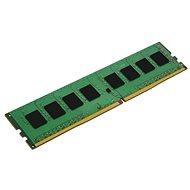 Kingston 8 Gigabyte DDR4 2400MHz CL17 ECC Unbuffered - Arbeitsspeicher