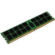 Kingston 16 Gigabyte DDR4 2400MHz CL17 ECC Registered Micron A - Arbeitsspeicher