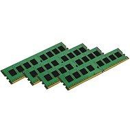Kingston 16 Gigabyte DDR4 KIT 2400MHz CL17 ECC Registered - Arbeitsspeicher