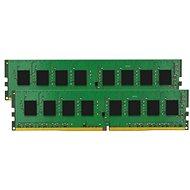 Kingston 16 Gigabyte KIT DDR4 2400MHz CL17 ECC Unbuffered Intel - Arbeitsspeicher