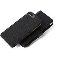 Decoded Leather 2in1 Wallet Case schwarz iPhone 7 plus/8 plus - Handyhülle