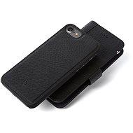 Decoded Leather 2in1 Wallet Case schwarz iPhone 7/8/SE 2020 - Handyhülle