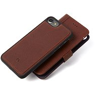 Decoded Leather 2in1 Wallet Case Brown iPhone 7/8/SE 2020 - Handyhülle