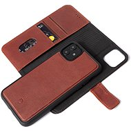 Decoded Leather Wallet Brown iPhone 11 - Handyhülle