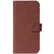 Decoded Wallet Brown iPhone 12/iPhone 12 Pro - Handyhülle