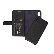 Decoded Leather 2in1 Wallet Case Black iPhone X - Handyhülle