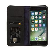 Decoded Leather Wallet Case 2 Black iPhone 8/7/6s - Handyhülle