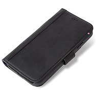 Decoded Leather Card Wallet Black iPhone XS Max - Handyhülle