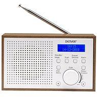 Denver DAB-46 Weiss - Radio