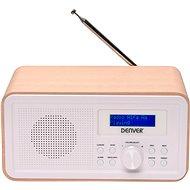Denver DAB-30 LIGHTWOOD - Radio