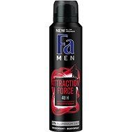Deospray FA Men Attraction Force 150 ml - Männer Deodorant