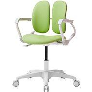 3DE Duorest Milky - Schreibtischstuhl für Kinder - grün - Kinderstuhl