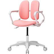 3DE Duorest Milky - Schreibtischstuhl für Kinder - rosa - Kinderstuhl