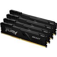 Kingston FURY 128 GB KIT DDR4 3200 MHz CL16 Beast Black - Arbeitsspeicher