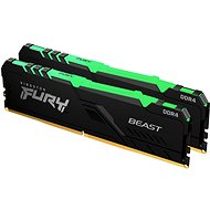 Kingston FURY 32GB KIT DDR4 3600MHz CL18 Beast RGB - Arbeitsspeicher