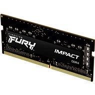 Kingston FURY SO-DIMM 16GB DDR4 3200MHz CL20 Impact 1Gx8 - Arbeitsspeicher