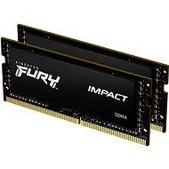 Kingston FURY SO-DIMM 16GB KIT DDR4 2666MHz CL15 Impact - Arbeitsspeicher