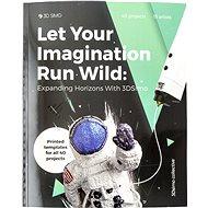 3DSimo Book (Englisch) + Broschüre mit Schablonen - Buch