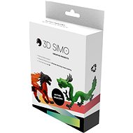 3DSimo Bastelpaket Drachen Dragon Creative Box - Set