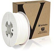 3D Drucker Filament Verbatim PET-G 1,75 mm - 1 kg, weiss - Filament
