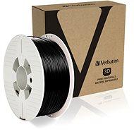 3D Drucker Filament Verbatim PET-G 1,75 mm - 1 kg, Schwarz - Filament