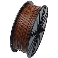 3D Drucker Filament Gembird Filament PLA braun - Filament