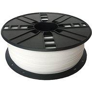 Filament von Gembird, NYLON weiß - Drucker-Filament