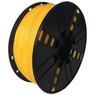 Gembird Filament flexibel gelb - Drucker-Filament