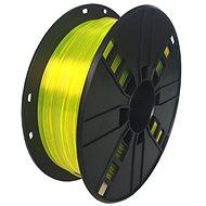 Gembird Filament PETG gelb - Drucker-Filament