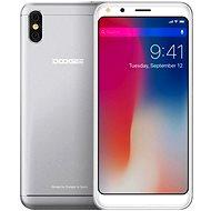 Doogee X53 Dual-SIM 16 GB Silber - Handy