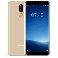Doogee X60L Dual SIM 16GB - Gold - Handy