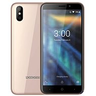 Doogee X50L Gold - Handy