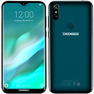 Doogee X90L Grün - Handy