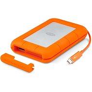 LaCie 2.5 Zoll Robuste 500 GB Festplatte Thunderbolt SSD USB-C - Externe Festplatte