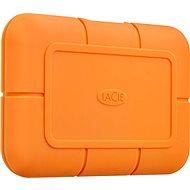 Lacie Rugged SSD 500GB, orange - Externe Festplatte