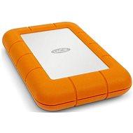 LaCie Rugged USB-C 2TB + 2 Jahre SRS Rescue - Externe Festplatte