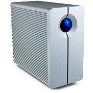LaCie 2big Quadra 8TB (2x 4 TB) RAID - Datenspeicher