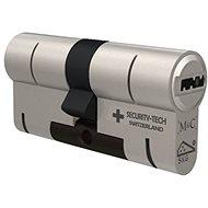 M&C zertifizierter zylindrischer Einsatz für Danalock - L - Zylinder-Einlage