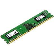 Kingston 2GB DDR3 1600MHz CL11 Single Rank