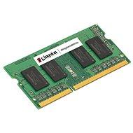 Kingston SO-DIMM 4 GB DDR3 1600 MHz CL11 - Arbeitsspeicher