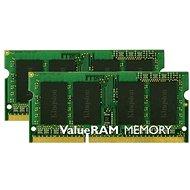 Kingston SO-DIMM 16GB KIT DDR3 1333MHz CL9 Single Rank - Arbeitsspeicher