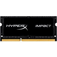 Kingston SO-DIMM 4GB DDR3L 1866MHz HyperX Impact CL11 Black Series - Arbeitsspeicher