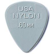 Dunlop Nylon Standard 0,60 12 Stück - Plektrum