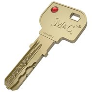 Ersatzschlüssel für M&C Zylindereinsatz für Danalock - Schlüssel